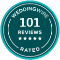 Wedding Wire rRted Badge